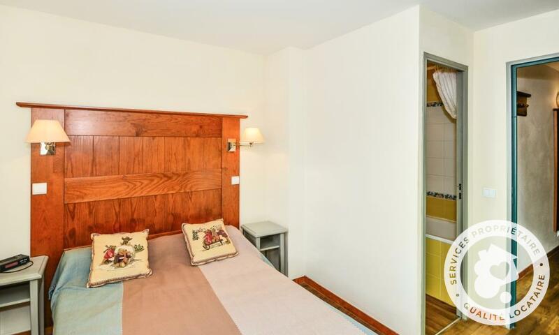 Vacances en montagne Appartement 2 pièces 6 personnes (Sélection 38m²-3) - Résidence la Marelle et Le Rami - Maeva Home - Montchavin La Plagne - Extérieur hiver