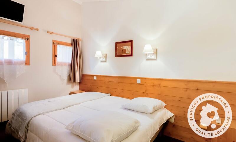Vacances en montagne Appartement 2 pièces 5 personnes (Prestige 36m²-4) - Résidence la Marelle et Le Rami - Maeva Home - Montchavin La Plagne - Extérieur hiver