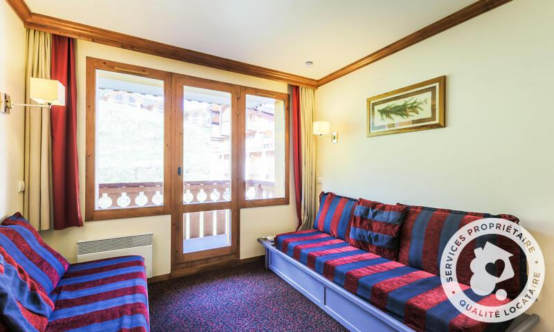 Vacances en montagne Appartement 2 pièces 5 personnes (Sélection 28m²-2) - Résidence la Marelle et Le Rami - Maeva Home - Montchavin La Plagne - Extérieur hiver