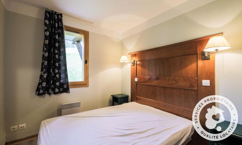 Vacances en montagne Appartement 2 pièces 4 personnes (Sélection 29m²) - Résidence la Marelle et Le Rami - Maeva Home - Montchavin La Plagne - Extérieur hiver