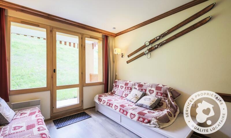 Vacances en montagne Appartement 2 pièces 4 personnes (Confort ) - Résidence la Marelle et Le Rami - Maeva Home - Montchavin La Plagne - Extérieur hiver