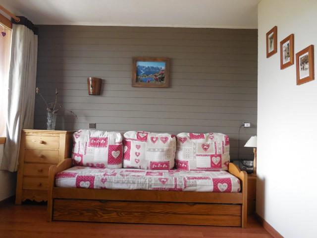 Location au ski Studio 4 personnes (642) - Residence La Traverse - Montchavin - La Plagne