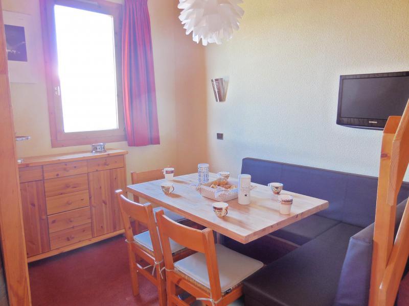 Ski verhuur Appartement 3 kamers 6 personen (046) - Résidence la Traverse - Montchavin La Plagne - Eethoek