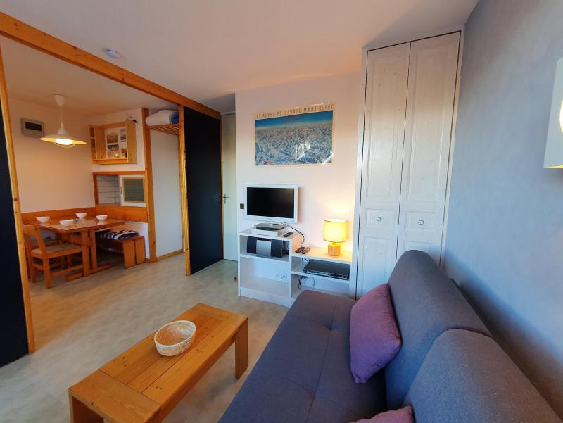 Location au ski Studio 4 personnes (006) - Résidence la Traverse - Montchavin La Plagne - Appartement