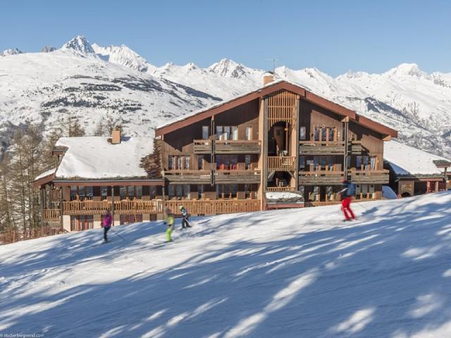 Аренда на лыжном курорте Résidence le Baccara 2 (l'Epervier) - Montchavin La Plagne
