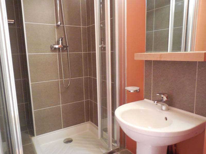 Location au ski Appartement 3 pièces 6 personnes - Résidence le Boulier - Montchavin La Plagne - Douche