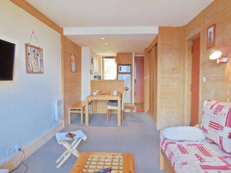 Location au ski Appartement 3 pièces 6 personnes - Résidence le Boulier - Montchavin La Plagne - Séjour