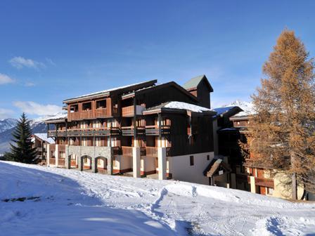 Location au ski Residence Le Carrousel - Montchavin - La Plagne