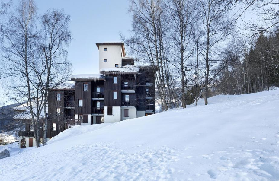 Holiday in mountain resort Résidence le Chalet de Montchavin - Montchavin La Plagne - Winter outside