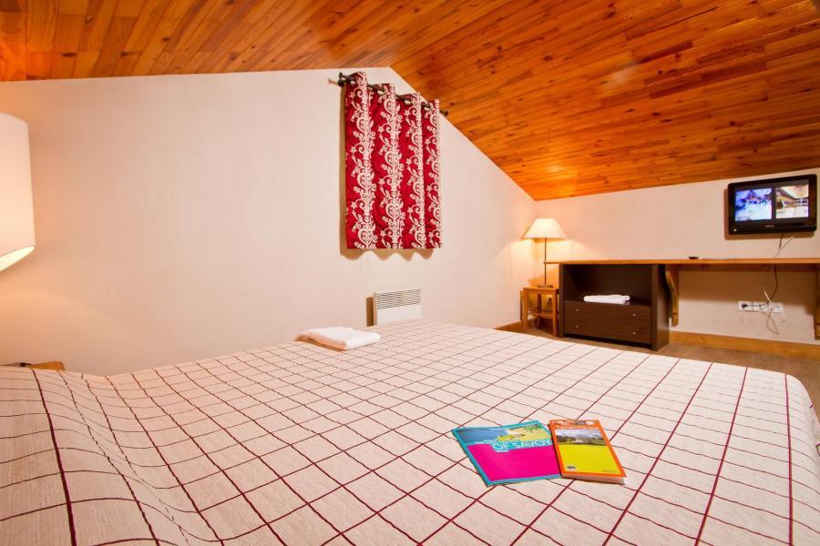 Location au ski Résidence le Chalet de Montchavin - Montchavin La Plagne - Chambre mansardée