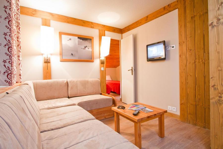 Alquiler al esquí Résidence le Chalet de Montchavin - Montchavin La Plagne - Estancia