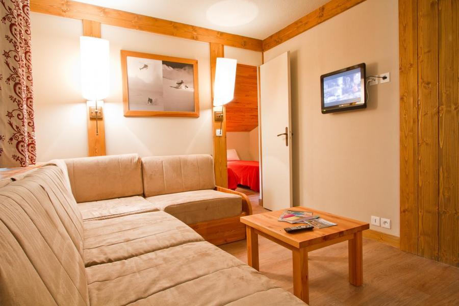 Location au ski Residence Le Chalet De Montchavin - Montchavin - La Plagne - Séjour