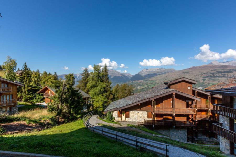 Location au ski Studio 3 personnes (009) - Résidence le Dé 1 - Montchavin La Plagne