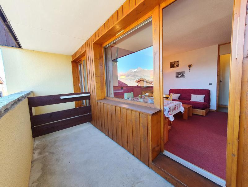 Ski verhuur Appartement 2 kamers 5 personen (007) - Résidence le Dé 1 - Montchavin La Plagne