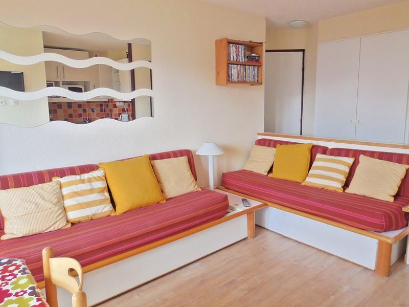 Location au ski Appartement 3 pièces 6 personnes (204) - Résidence le Dé 3 - Montchavin La Plagne