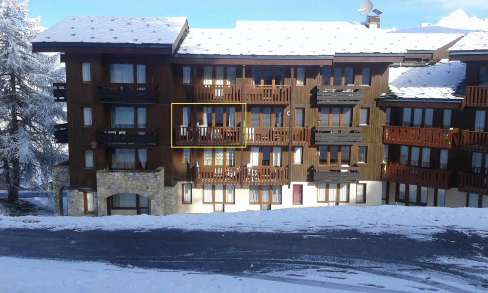 Location au ski Appartement 2 pièces 4 personnes (310) - Résidence le Dé 3 - Montchavin La Plagne