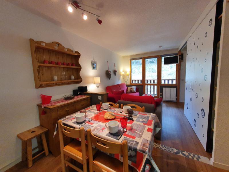 Ski verhuur Appartement 2 kamers 4 personen (310) - Résidence le Dé 3 - Montchavin La Plagne