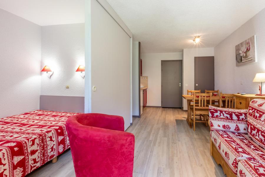 Ski verhuur Appartement 2 kamers 4 personen (008) - Résidence le Dé 3 - Montchavin La Plagne - Appartementen