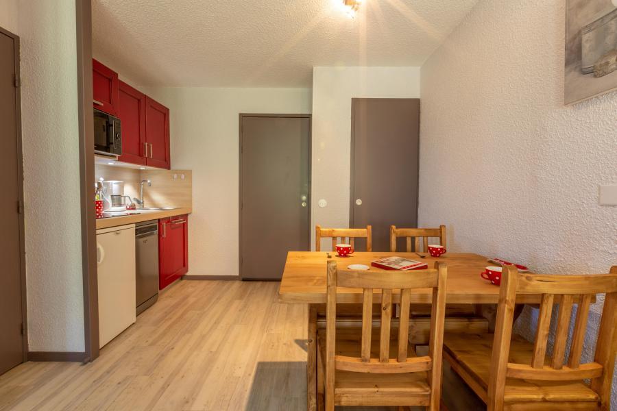 Location au ski Appartement 2 pièces 4 personnes (008) - Résidence le Dé 3 - Montchavin La Plagne - Appartement