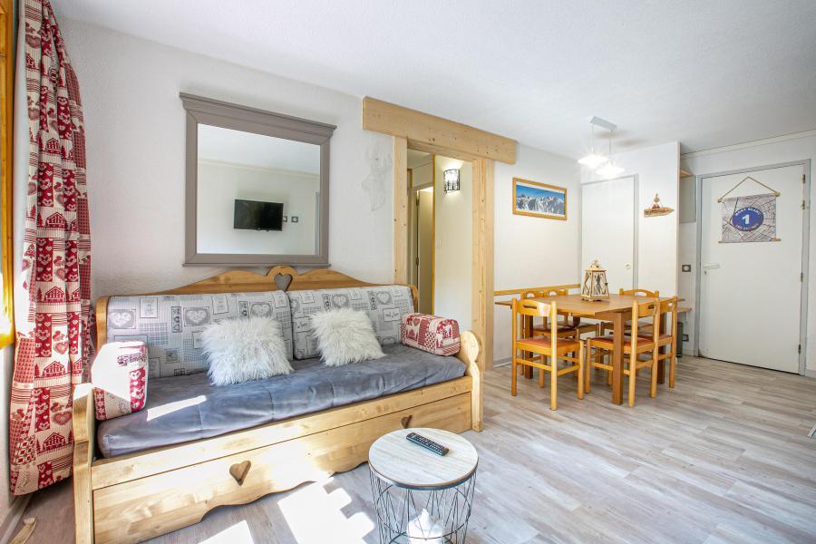 Location au ski Appartement 4 pièces 9 personnes (215) - Résidence le Dé 3 - Montchavin La Plagne - Banquette-lit