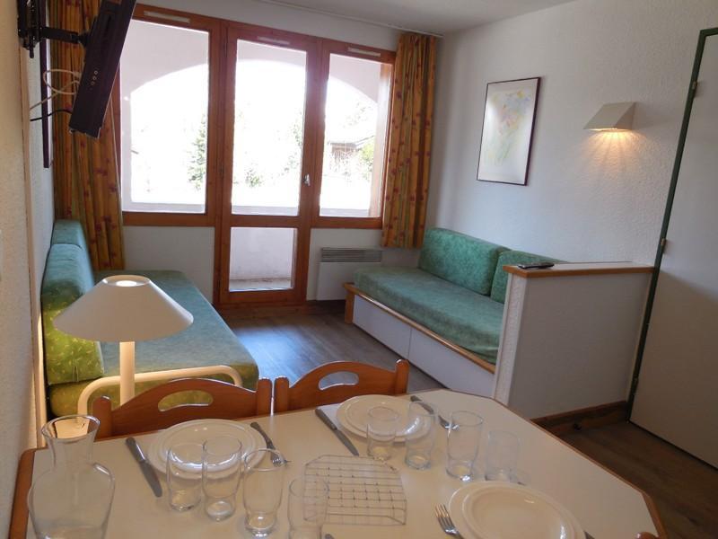 Ski verhuur Studio 4 personen (102) - Résidence le Dé 3 - Montchavin La Plagne - Appartementen
