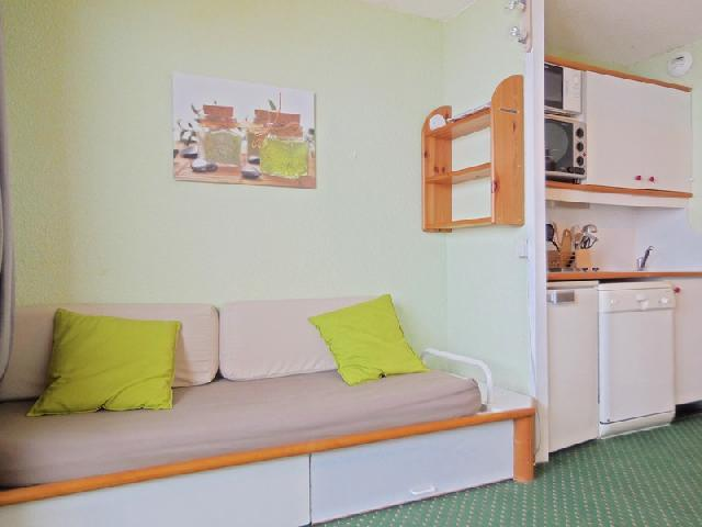 Location au ski Appartement 2 pièces 5 personnes (332) - Résidence le Dé 4 - Montchavin La Plagne