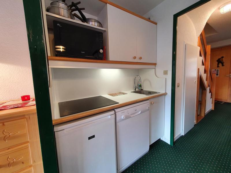 Ski verhuur Appartement 2 kamers bergnis 6 personen (519) - Résidence le Dé 4 - Montchavin La Plagne