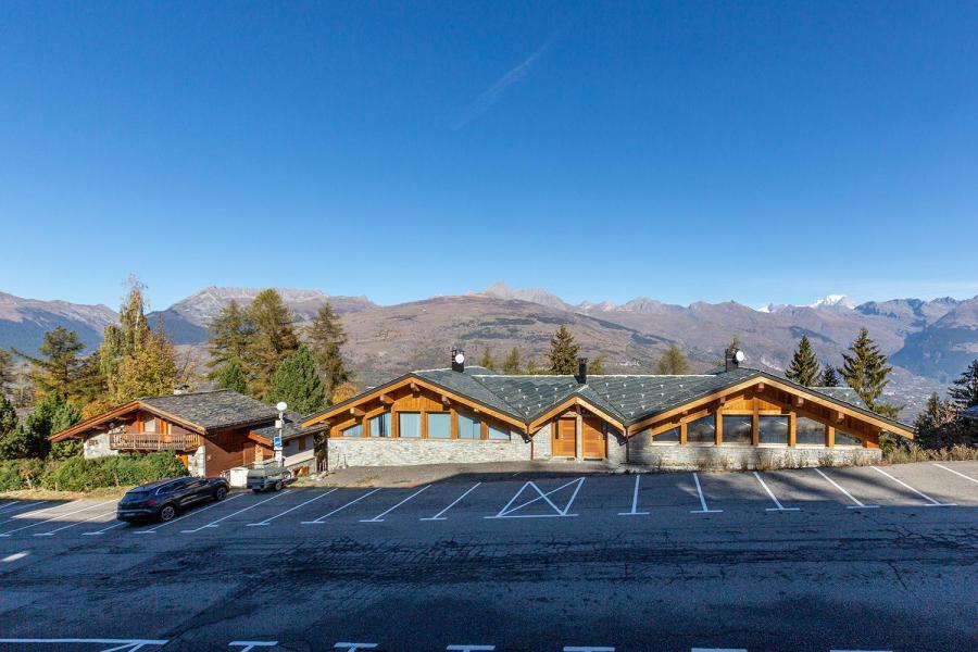 Location au ski Appartement 2 pièces 5 personnes (232) - Résidence le Dé 4 - Montchavin La Plagne