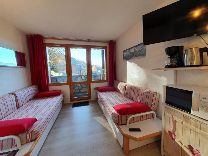 Ski verhuur Appartement 2 kamers 4 personen (421) - Résidence le Dé 4 - Montchavin La Plagne