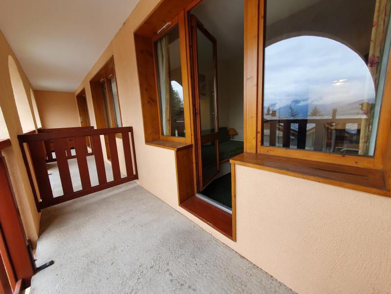 Location au ski Appartement 2 pièces 5 personnes (232) - Résidence le Dé 4 - Montchavin La Plagne - Balcon