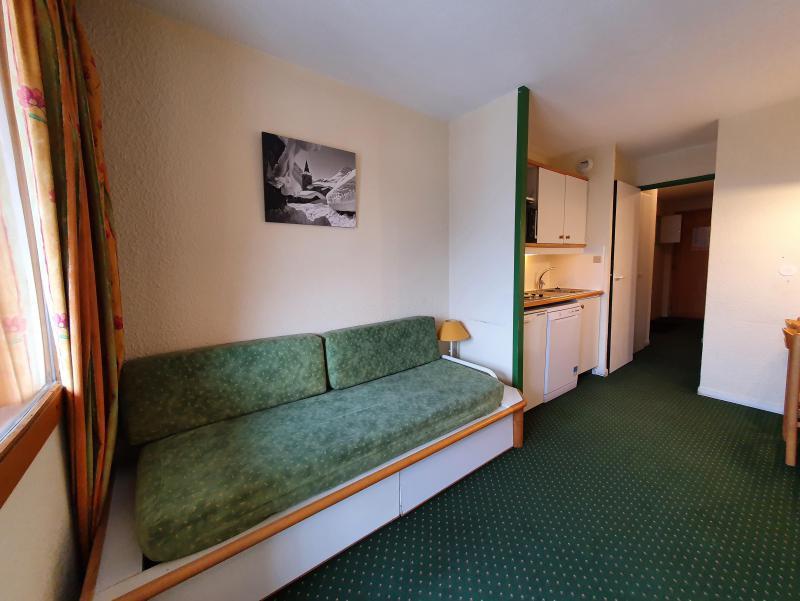 Location au ski Appartement 2 pièces 5 personnes (232) - Résidence le Dé 4 - Montchavin La Plagne - Banquette