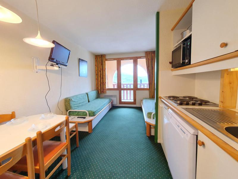 Location au ski Appartement 2 pièces 5 personnes (232) - Résidence le Dé 4 - Montchavin La Plagne - Kitchenette