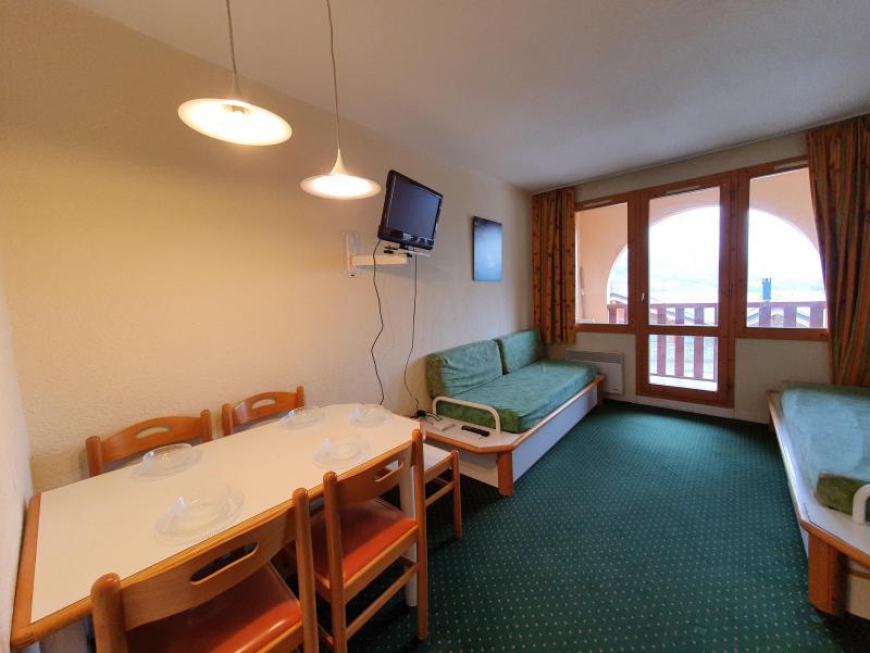 Location au ski Appartement 2 pièces 5 personnes (232) - Résidence le Dé 4 - Montchavin La Plagne - Table
