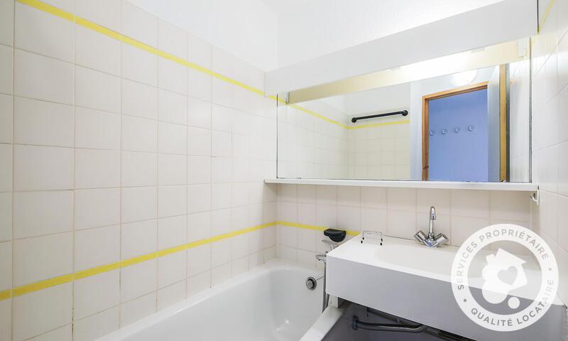Vacances en montagne Appartement 3 pièces 6 personnes (Confort 50m²-3) - Résidence le Hameau du Sauget - Maeva Home - Montchavin La Plagne - Extérieur hiver