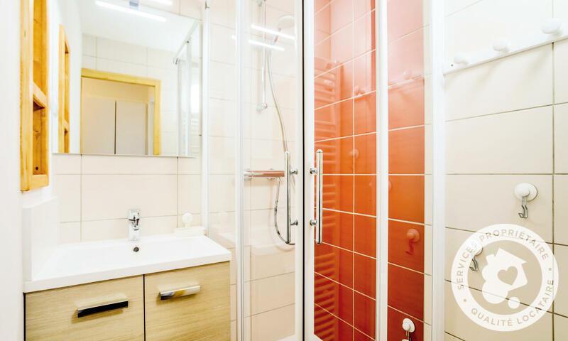 Vacances en montagne Appartement 2 pièces 4 personnes (Sélection 25m²-2) - Résidence le Hameau du Sauget - Maeva Home - Montchavin La Plagne - Extérieur hiver