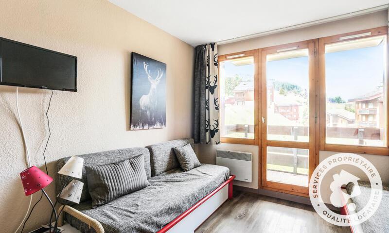 Vacances en montagne Appartement 2 pièces 4 personnes (Sélection 31m²-1) - Résidence le Hameau du Sauget - Maeva Home - Montchavin La Plagne - Extérieur hiver