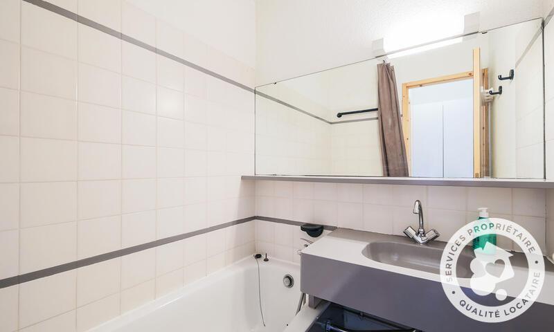 Vacances en montagne Appartement 2 pièces 6 personnes (Confort -1) - Résidence le Hameau du Sauget - Maeva Home - Montchavin La Plagne - Extérieur hiver