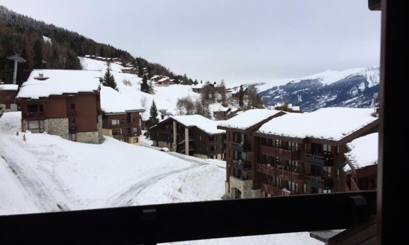 Vacances en montagne Appartement 2 pièces 6 personnes (Confort 40m²) - Résidence le Hameau du Sauget - Maeva Home - Montchavin La Plagne - Extérieur hiver