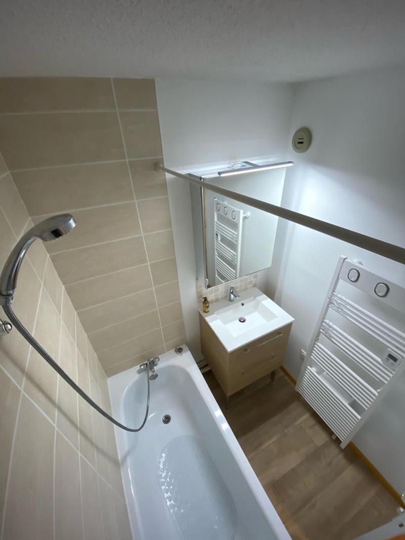 Location au ski Appartement 2 pièces 6 personnes (104) - Résidence le Tétras Lyre - Montchavin La Plagne - Salle de bains