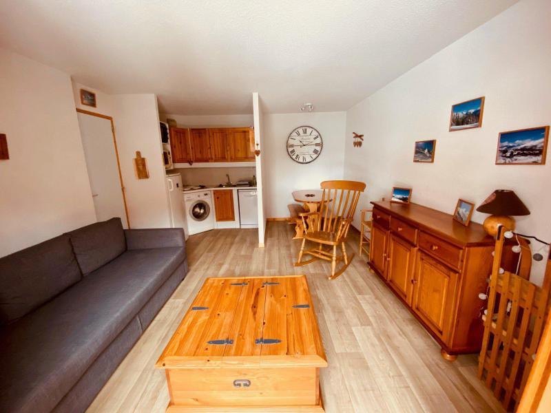 Location au ski Appartement 2 pièces 6 personnes (104) - Résidence le Tétras Lyre - Montchavin La Plagne - Séjour