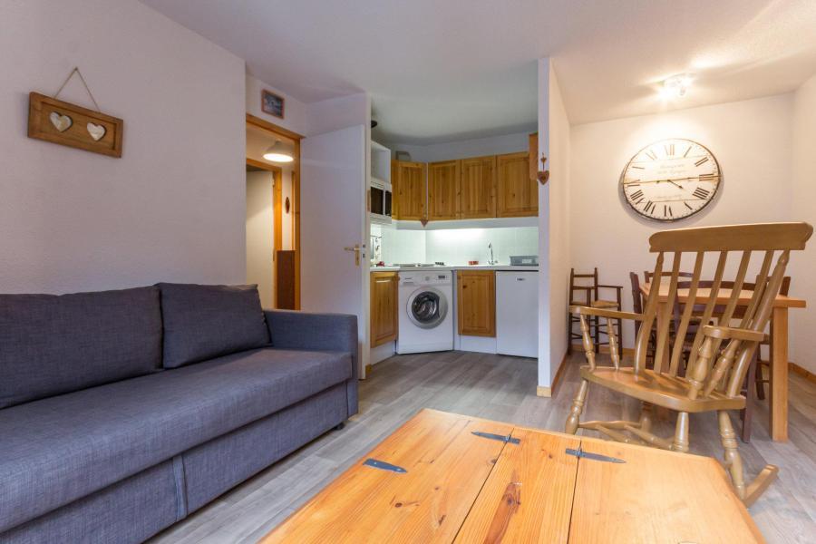 Location au ski Appartement 2 pièces 6 personnes (104) - Résidence le Tétras Lyre - Montchavin La Plagne - Wc séparé