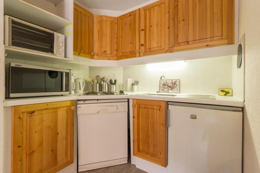 Location au ski Appartement 2 pièces 6 personnes (4) - Résidence le Tétras Lyre - Montchavin La Plagne - Kitchenette