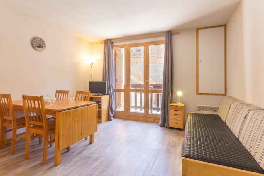 Location au ski Appartement 2 pièces 6 personnes (4) - Résidence le Tétras Lyre - Montchavin La Plagne - Séjour