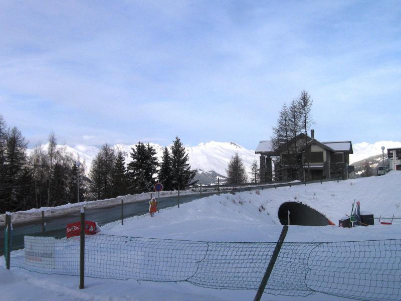 Location au ski Studio 4 personnes (006) - Résidence le Zig Zag - Montchavin La Plagne