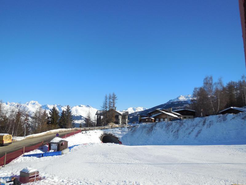 Location au ski Studio 4 personnes (018) - Résidence le Zig Zag - Montchavin La Plagne
