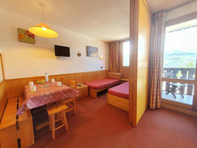 Location au ski Studio 4 personnes (019) - Résidence le Zig Zag - Montchavin La Plagne