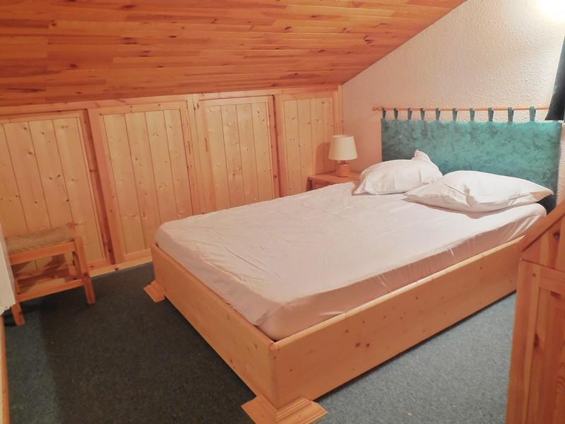 Location au ski Appartement duplex 3 pièces 6 personnes (030) - Résidence le Zig Zag - Montchavin La Plagne - Chambre