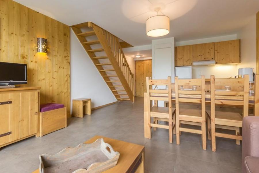 location appartement ski montchavin