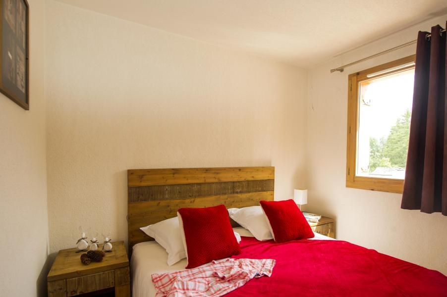Location au ski Résidence les Chalets de Wengen - Montchavin La Plagne - Chambre