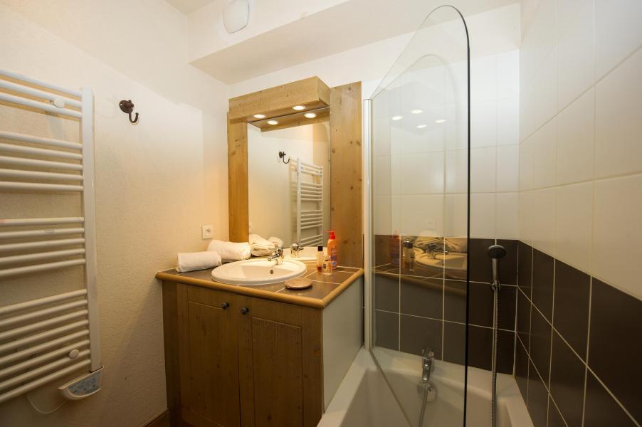Location au ski Résidence les Chalets de Wengen - Montchavin La Plagne - Salle de bains